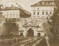 das alte kärntnertor by k.k hof-und staatsdruckerei