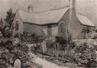 cottage, st. johns hill-spanish point by henry w. rice