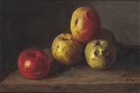 apples by antoine vollon