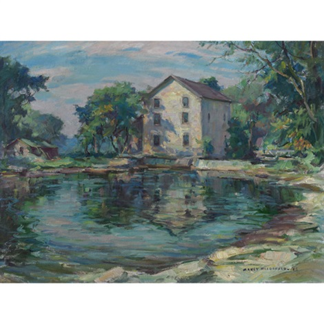 the old mill by manly edward macdonald