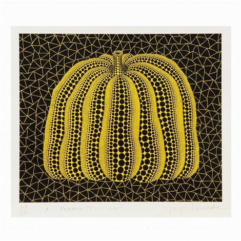 ia pumpkin y ii a pumpkin t 2 works by yayoi kusama
