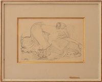 laveuse (guérin 259) by aristide maillol