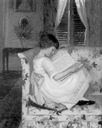 la lecture by c. simon