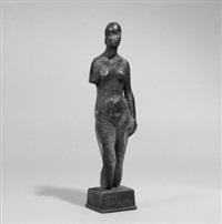 weibliche figur by jussuf abbo
