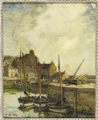 a fife fishing village by james campbell noble