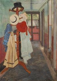 le porte manteau by louis thevenet