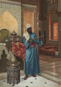 the palace guard by rudolf weisse