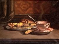 el desayuno by josé moncada calvach