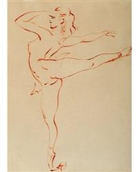 dancer iv by alexandros alexandrakis