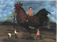 coq by valentina alekseeva