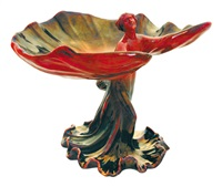 fruit-bowl (model 6644) by sandor apati abt