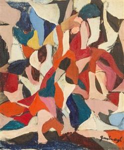 abstract by robert arthur goodnough