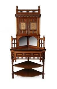 corner cabinet by bruce talbert