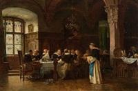 middag i klosetret by vincent stoltenberg-lerche