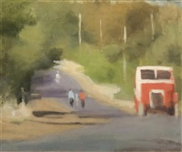 the red bus by clarice marjoribanks beckett