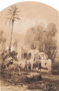café algérien by vincent joseph françois courdouan