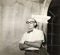 le corbusier au ixème congrès du ciam, aix-en-provence by louis sciarli