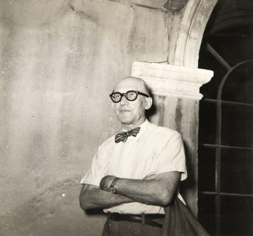 le corbusier au ixème congrès du ciam aix en provence by louis sciarli