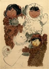marionnettes by tatiyana borisovna alexandrova