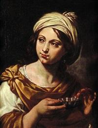 lucrèce by flaminio (dagli ancinelli) torri