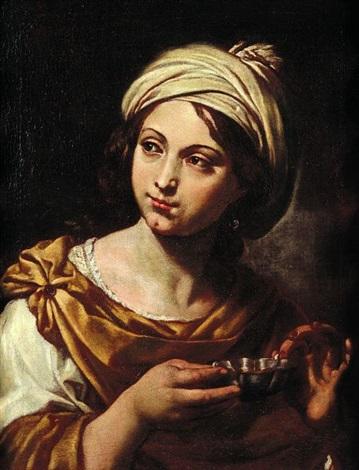 lucrèce by flaminio dagli ancinelli torri