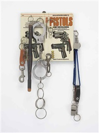 percussion and cartridge revolvers by cady noland