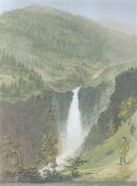 rjukanfossen by johannes flintoe