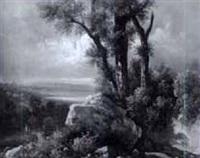 lago trasimeno by guido agostini
