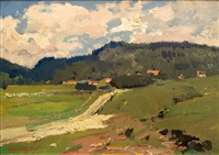 landscape by atanas mihov