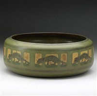 bowl by arthur hennessey