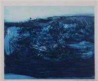 sans titre (agerup 191) by zao wou-ki