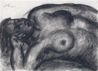 nude by lin wenqiang