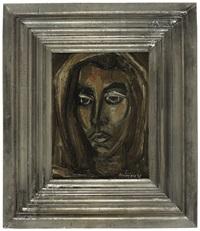 portrait de femme by andré minaux