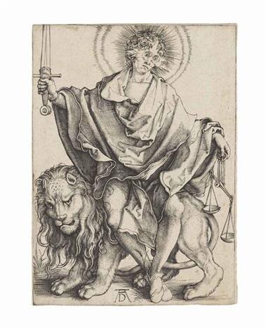 sol iustitiae by albrecht dürer