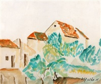 houses in metula by avraham melnikov