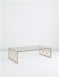 croisillon coffee table by jean royère