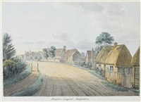 houghton conquest, bedfordshire by thomas fisher