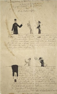 un buveur d'absinthe qui a lu victor hugo by guillaume apollinaire