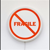 not fragile by kelly mark