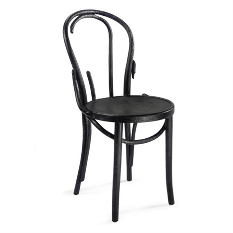 Where Thereu0027s Smoke...: Thonet Chair By Maarten Baas
