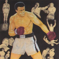 muhammad ali - the peoples champion by paddy monaghan