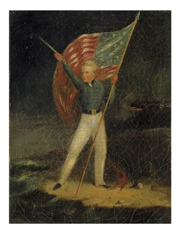 young america by robert scott duncanson