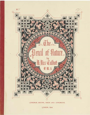the pencil of nature fascicle no 1 bk w5 works various sizes by william henry fox talbot