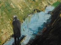 figure/harbour by euan macleod