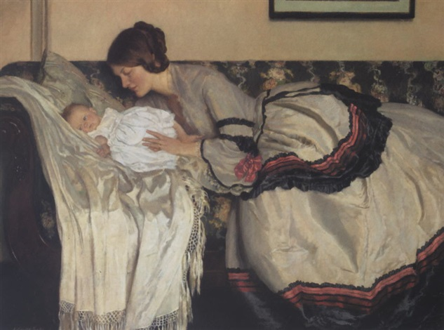 mother love by leonard campbell taylor