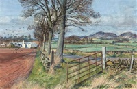 near dronley, angus by james mcintosh patrick