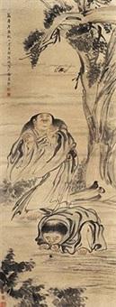 和合二仙 by sun zhi