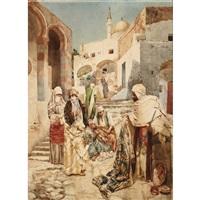 the rug merchant by ettore simonetti