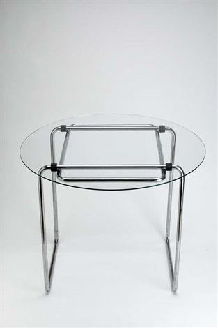 Tisch B18 By Marcel Breuer On Artnet