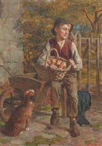 autumn by william hemsley